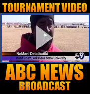 Wayne Rugby Tournament TV ABC News